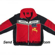 A Jacket For Your Champ. (You Can Mention Size Required/Age Of Kid In The