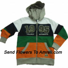 """productA Jacket For Your Champ. (You Can Mention Size Required/Age Of Kid In The """"Special Request To Florist"""" Column Which Will Appear During The Shopping Process)"""