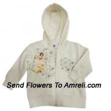 A Cartoon Character Sweater For Your Princess. (You Can Mention Size Required/Age Of Kid In The