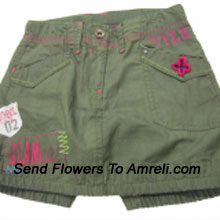 A Designer Skirt For Your Angel. (You Can Mention Size Required/Age Of Kid In The