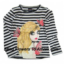 A Cute Designer Top For Your Angel. (You Can Mention Size Required/Age Of Kid In The