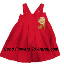 A Cute Skirt For Your Angel. (You Can Mention Size Required/Age Of Kid In The