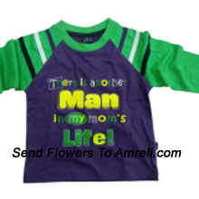 A Very Adorable T-Shirt For Your Junior. (You Can Mention Size Required/Age Of Kid In The