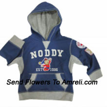 """productA Cartoon Character Swear Shirt For Your Little Boy. (You Can Mention Size Required/Age Of Kid In The """"Special Request To Florist"""" Column Which Will Appear During The Shopping Process)"""