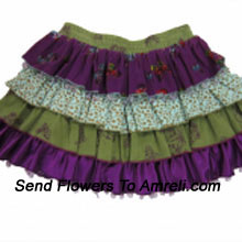 """productA Designer Skirt For Your Angel. (You Can Mention Size Required/Age Of Kid In The """"Special Request To Florist"""" Column Which Will Appear During The Shopping Process)"""