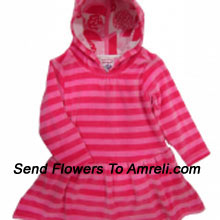 """productA Designer Dress For Your Little Princess. (You Can Mention Size Required/Age Of Kid In The """"Special Request To Florist"""" Column Which Will Appear During The Shopping Process)"""