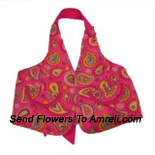 """productA Designer Top For Your Lovely Baby. (You Can Mention Size Required/Age Of Kid In The """"Special Request To Florist"""" Column Which Will Appear During The Shopping Process)"""