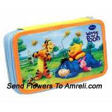productA Disney World Lunch Box For Your Little One ( The Color Of The Lunch Box May Vary Subject To The Availability )
