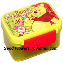 A Disney World Lunch Box For Your Little One ( The Color Of The Lunch Box May Vary Subject To The Availability )