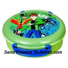 productA Ben 10 Lunch Box For Your Little Ones ( The Color Of The Lunch Box May Vary Subject To The Availability )