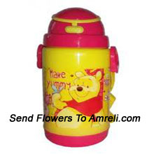 productA Disney World Sipper For Your Kid ( The Color Of The Sipper May Vary Subject To The Availability )