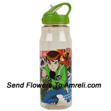 productA Ben 10 Sipper For Children Who Are Big Fans Of Ben 10 ( The Color Of The Sipper May Vary Subject To The Availability )