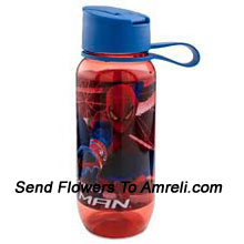 productA Spider Man Sipper For Children Who Love Watching Spider Man Series ( The Color Of The Sipper May Vary Subject To The Availability )