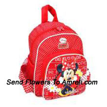 productA School Bag For Children Who Are Big Fans Of Mickey Mouse ( The Color Of The Bag May Vary Subject To The Availability )