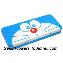 productA Hello Kitty Pencil Box For Your Little Ones ( The Color Of The Pencil Box May Vary Subject To The Availability )