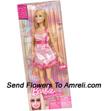 Fashion Barbie. For Children Above 3 Years Of Age