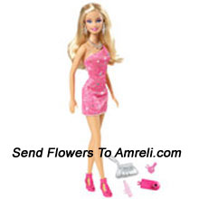 productModern Barbie Doll. This Stylish Doll Is A Perfect Gift To Opt For. For Children Above 3 Years Of Age.
