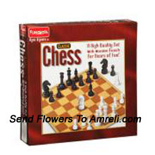 productClassic Chess. For Children Above 6 Years Of Age.