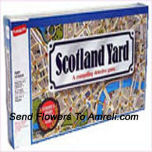 Funskool Scotland Yard. Bring Home Fun And Frolic With This Game And Make Summer Afternoons Fun And Entertaining. This Is A Award Winning Game From Europe. For Children Above 10 Years And Above.