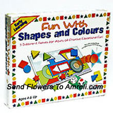 productShapes And Colours. This Is A Game That Can Be A Source Of Early Learning For Your Littles Ones. This Game Makes Them Understand The Basic Geometrical Shapes And Different Colours. For The Age Group Of 4 Years And Above.
