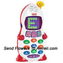 Laugh And Learn Learning Phone. For The Age Group Of 6 Months And Above.
