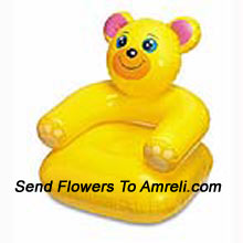 Inflatable Chair For Yor Kid. The Kids Will Enjoy Sitting On This Chair.