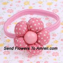 productA Cute Flower Shaped Rubber Band