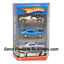Hot Wheels 3 Car Pack. They Make A Great Gift And Are Perfect For Collecting And racing. For The Age Group Of 3 Years And Above