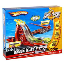 Skyhigh Speedway. Arrange And Re-Arrange The Motorized Track Into A Variety Of Looping, Racing And Jumping Combos For Maximum Speed And Hours Of Fun. For The Age Group Of 5 Years And Above