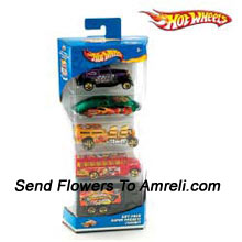 Hot Wheels 5 Car Assortment Pack.