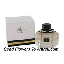 productFlora By Gucci. Size-50ml. The Fragrance Is Recommended For Daily Use. Top Notes Of The Fragrance Include Citruses, Peony, Rose, Osmanthus, Patchouli, Fruity Floral, Leather And SandalWood. Flora Is An Engrossing And Luxurious Fragrances For Woman (This Product Is Disptached From Head Office And Can Take 3-6 Working Days To Arrive)