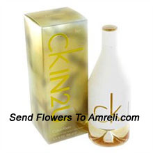 CK IN2U By Calvin Klein. Size-50ml. This Was Introduced In The Year 2007.Its A Fresh Floriental With Scent Notes Of Redcurrant Leaves, Sicilian Bergamot, Pink Grapefruit Fizz, Sugar Orchid White Cactus. Red Cedar, Neon Amber And Vanilla Souffle. ( Shipping : Within 3-4 Working Days )