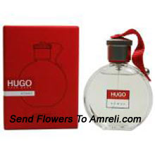 Hugo Woman Vapo. Size-125ml. ( Shipping : Within 3-4 Working Days )
