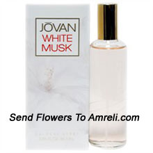 productJovan White Musk BY Jovan. Size-96ml. This Was Introduced In The Year 1991. The Fragrance Is Incisive, Soft, Pleasant And Very Interesting. The Notes Of The Fragrance Are Spicy, Woodsy, Warm White Florals. The Fragrance Is Feminine And Is Very Distinct (This Product Is Disptached From Head Office And Can Take 3-6 Working Days To Arrive)