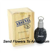 Arsenal Blue By Gilles Cantuel. Size-100ml. This Was Introduced In The Year 1998.