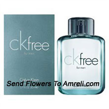 CK Free By Calvin Klein. Size-50ml. The Fragrance Is Recommened For Casual Use. The Notes Of The Fragrance Include Juniper Berry, Absinthe, Star Anise, Jackfruit, Tobacco Leaf, Texas Cedar, Buchu, Suede Note, Coffee, Patchouli, Musks, Oak And Ironwood. A Liberating Fragrance For Men Who dare To Be Different.