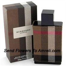 Burberry London By Burberry. Size-100ml. It Had An Opening Of Bergamot, Lavender, Cinnamon Leaves And Black Pepper. The Heart Consist Of Mimosa Flower, Port Wine And Leather Notes. At The Base Its Guaiac Wood, Oakmoss, Opoponax And Tobacco Leaf.