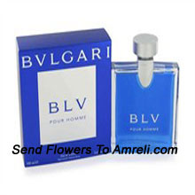 Bvlgari BLV By Bvlgari. Size-30ml. This Was Introduced In The Year 2001. Its Scent Possesses A Blend Of Juniper Berries, Sandalwood, Cedar And Galanga