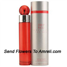 360 Red By Perry Ellis. Size-100ml.