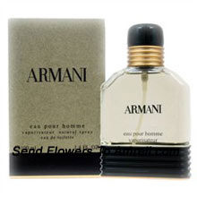 productArmani By Giorgio Armani. Size-100ml. This Was Introduced In The Year 1984. Its Scent Possesses A Blend Of Citrusy Top Notes Of Lemon, Oranges And Bergamot Combined With Middle And Lower Tones Of Clove, Coriander, Nutmeg And Aromatic. ( Shipping : Within 3-4 Working Days )