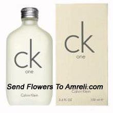 productCK One. Size-50ml. It Has A Citrus Sheer Unisex Fragrance.
