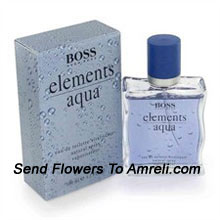 productAqua Elements By Hugo Boss. Size-97ml. This Was Introduced In The Year 1996. Its Scent Possesses A Blend Of Juniper, Amber And Sandalwood. ( Shipping : Within 3-4 Working Days )