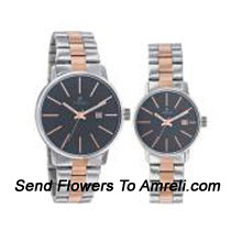 This Is An Exclusive Pair Watch From Titan. These Watches Are Formal And Stylish In Look And Can Be Worn By Couples On Any Special Occasion.