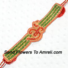 productShower Your Blessings On This Raksha Bandhan With This Simple Rakhi ( Please Note That In Case Of Non-Availability Of A Certain Product We Will Substitute The Same With A Suitable Product Of Equal Or Higher Value As Per Prices On The Website. The Products Under This Category Needs To Be Accompanied With The Other Products.)