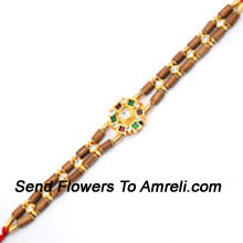 productA Cute Rakhi To Win Your Brother's Heart ( Please Note That In Case Of Non-Availability Of A Certain Product We Will Substitute The Same With A Suitable Product Of Equal Or Higher Value As Per Prices On The Website. The Products Under This Category Needs To Be Accompanied With The Other Products.)