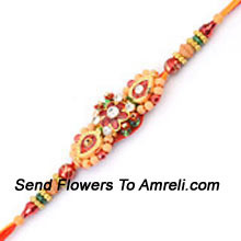 productDelight Your Brother By Sending This Special Rakhi This Year ( Please Note That In Case Of Non-Availability Of A Certain Product We Will Substitute The Same With A Suitable Product Of Equal Or Higher Value As Per Prices On The Website. The Products Under This Category Needs To Be Accompanied With The Other Products.)