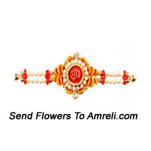 productA Beautiful Decoractive Rakhi ( Please Note That In Case Of Non-Availability Of A Certain Product We Will Substitute The Same With A Suitable Product Of Equal Or Higher Value As Per Prices On The Website. The Products Under This Category Needs To Be Accompanied With The Other Products.)