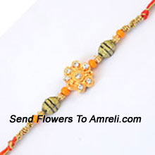 productVery Enchanting And Very Adorable Rakhi ( Please Note That In Case Of Non-Availability Of A Certain Product We Will Substitute The Same With A Suitable Product Of Equal Or Higher Value As Per Prices On The Website. The Products Under This Category Needs To Be Accompanied With The Other Products.)