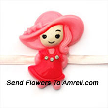 Send This Doll Rakhi To Your Brother To Let Him Know That You Will Always Be A Little Doll For Him ( Please Note That In Case Of Non-Availability Of A Certain Product We Will Substitute The Same With A Suitable Product Of Equal Or Higher Value As Per Prices On The Website. The Products Under This Category Needs To Be Accompanied With The Other Products.)