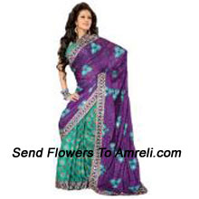 Right From Casual To Formal, Occassional To Daily Wear This Is A Classy Ethnic Saree.